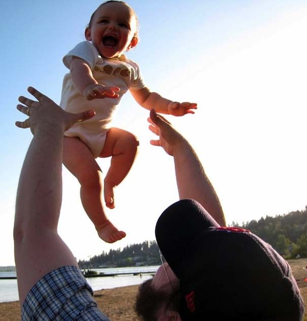 Μωρά που ανακάλυψαν την μαγεία της πτήσης (5)