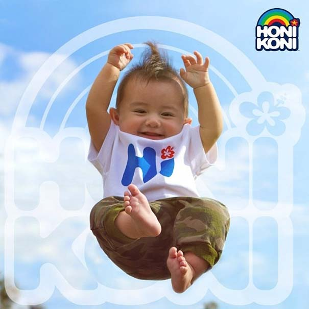 Μωρά που ανακάλυψαν την μαγεία της πτήσης (11)