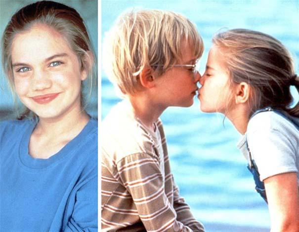 Παιδιά - ηθοποιοί τότε και τώρα (2)