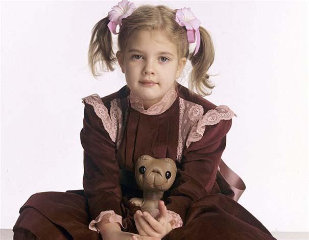 Παιδιά - ηθοποιοί τότε και τώρα (8)
