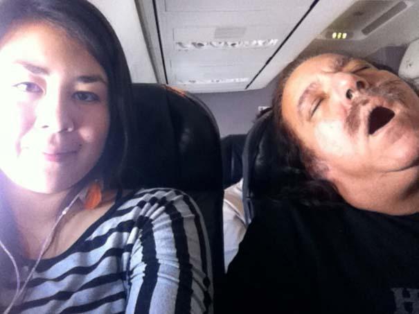Αστεία & παράξενα περιστατικά στο αεροπλάνο (15)