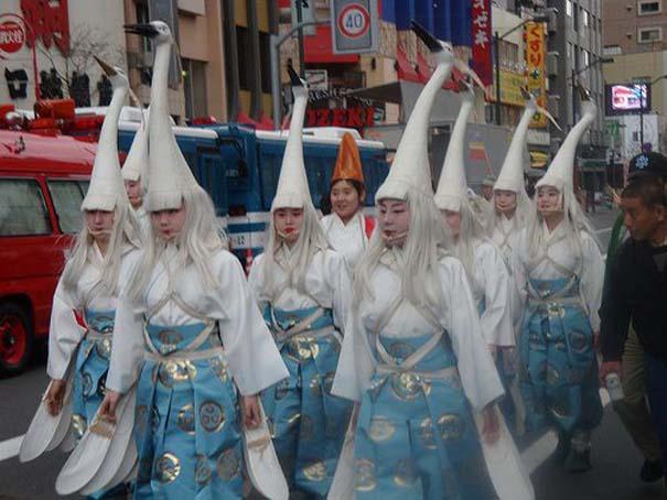 Τα παράξενα του μαραθωνίου του Τόκιο (2)