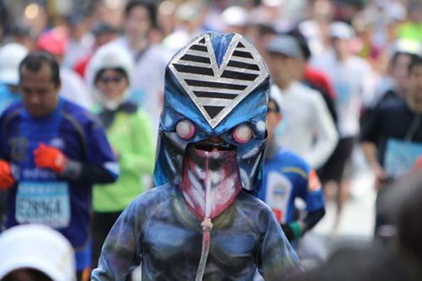 Τα παράξενα του μαραθωνίου του Τόκιο (5)