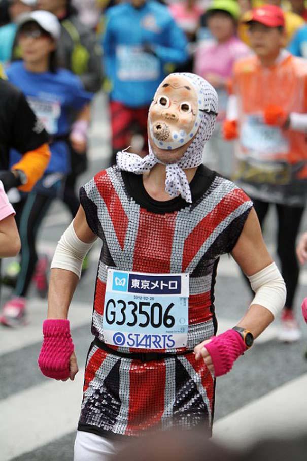Τα παράξενα του μαραθωνίου του Τόκιο (7)