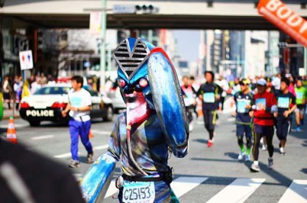 Τα παράξενα του μαραθωνίου του Τόκιο (12)