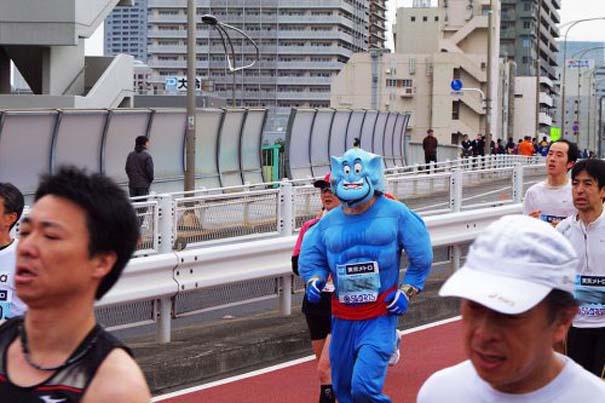 Τα παράξενα του μαραθωνίου του Τόκιο (20)