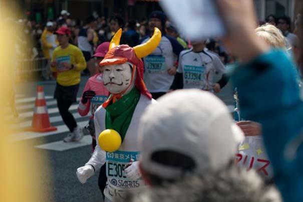 Τα παράξενα του μαραθωνίου του Τόκιο (21)