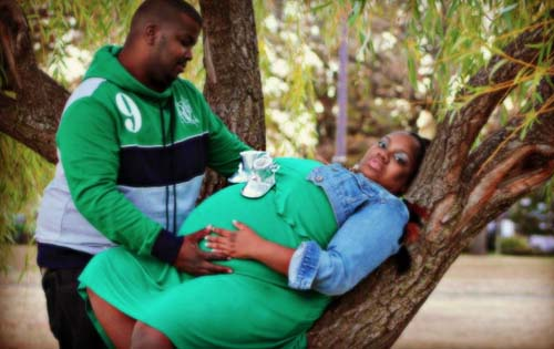 Οι 50 πιο περίεργες & άκυρες φωτογραφίες εγκυμοσύνης (9)