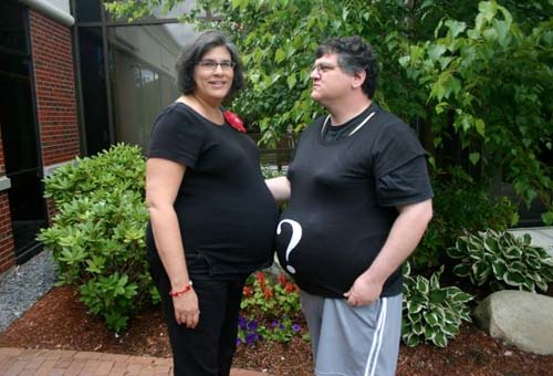Οι 50 πιο περίεργες & άκυρες φωτογραφίες εγκυμοσύνης (26)