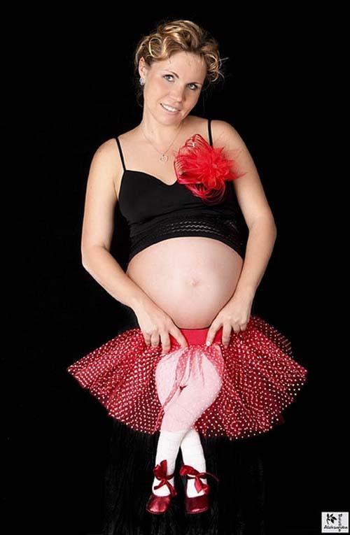 Οι 50 πιο περίεργες & άκυρες φωτογραφίες εγκυμοσύνης (27)