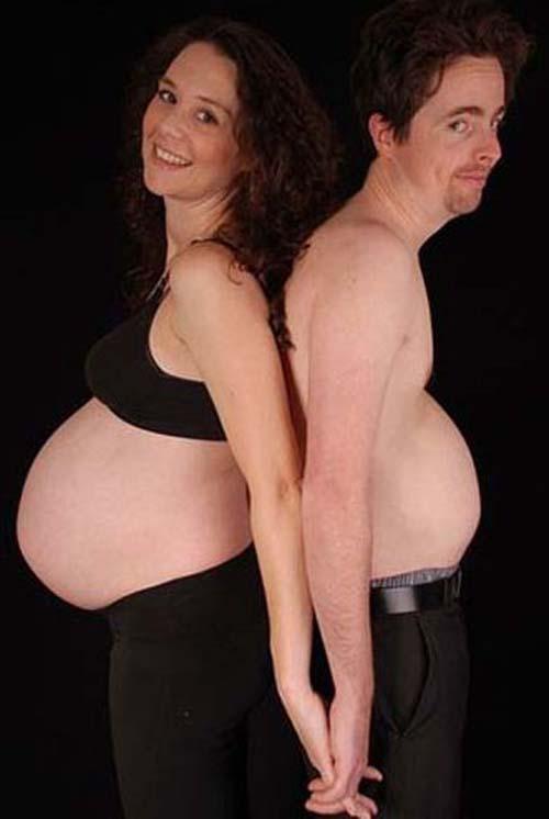 Οι 50 πιο περίεργες & άκυρες φωτογραφίες εγκυμοσύνης (29)