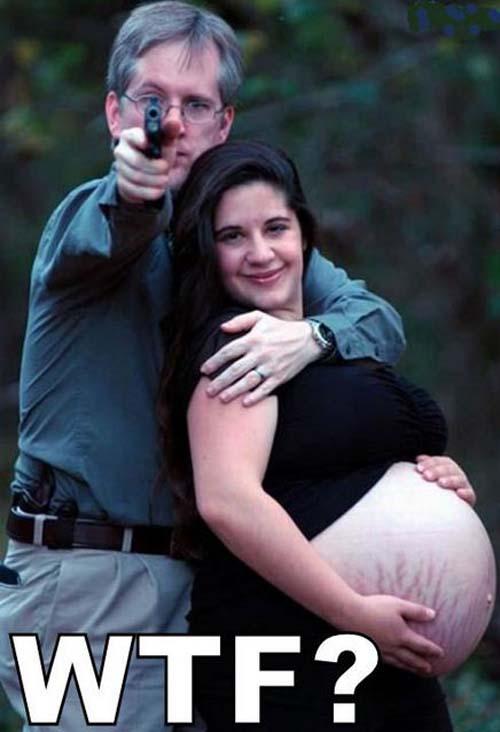 Οι 50 πιο περίεργες & άκυρες φωτογραφίες εγκυμοσύνης (36)