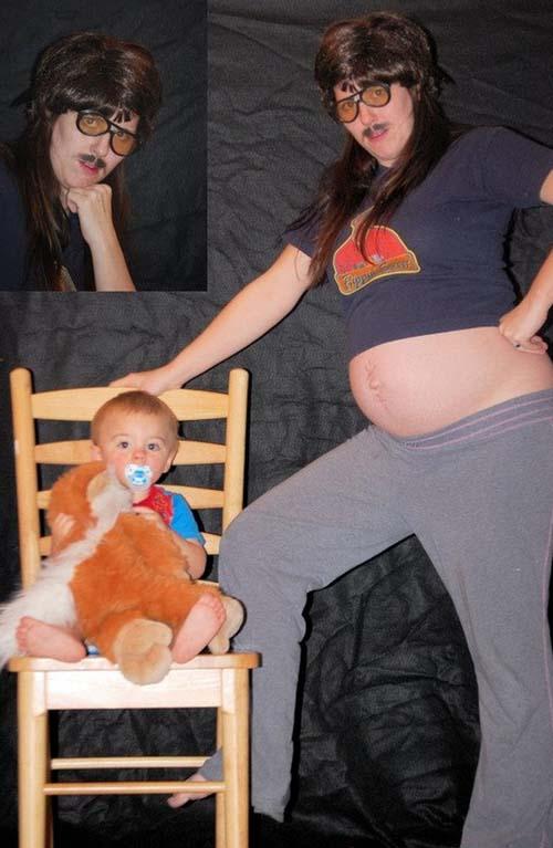 Οι 50 πιο περίεργες & άκυρες φωτογραφίες εγκυμοσύνης (43)