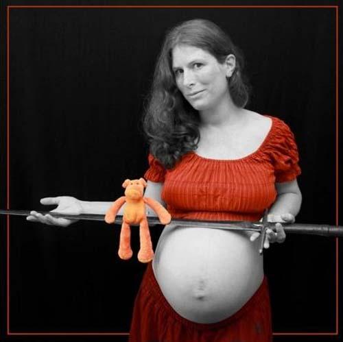 Οι 50 πιο περίεργες & άκυρες φωτογραφίες εγκυμοσύνης (46)