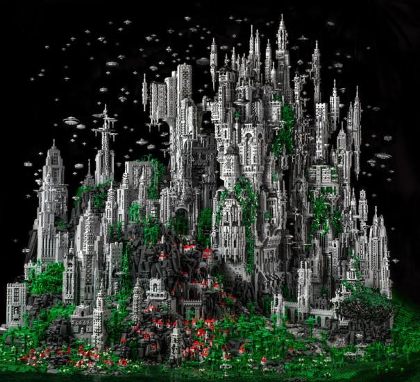 Επική κατασκευή από 200.000 LEGO | Φωτογραφία της ημέρας (1)