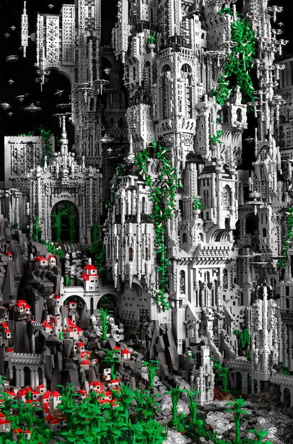 Επική κατασκευή από 200.000 LEGO | Φωτογραφία της ημέρας (2)