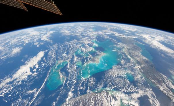 Οι Μπαχάμες από το διάστημα   Φωτογραφία της ημέρας