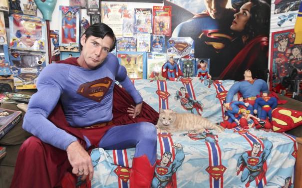 Ο... σωσίας του Superman | Φωτογραφία της ημέρας