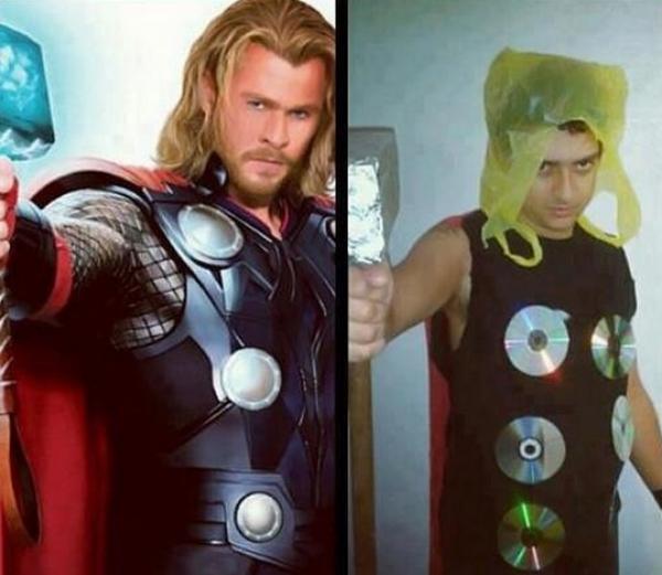 Ο Thor των φτωχών | Φωτογραφία της ημέρας