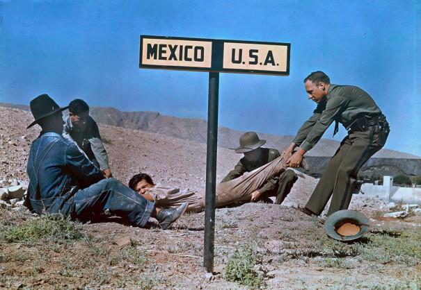 Στα σύνορα | Φωτογραφία της ημέρας