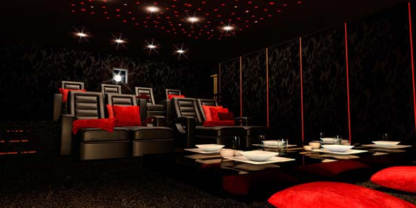 Τα πιο εντυπωσιακά Home Theaters στον κόσμο (2)