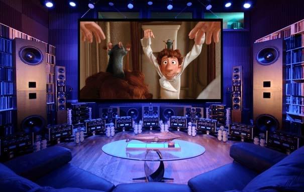 Τα πιο εντυπωσιακά Home Theaters στον κόσμο (3)