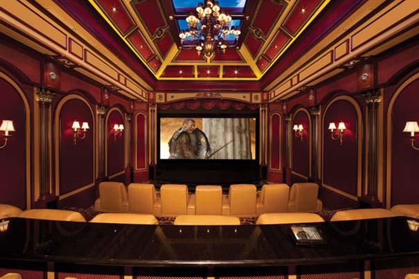 Τα πιο εντυπωσιακά Home Theaters στον κόσμο (5)