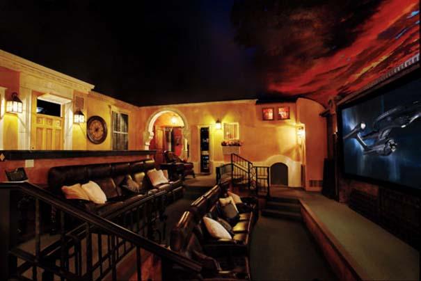 Τα πιο εντυπωσιακά Home Theaters στον κόσμο (7)