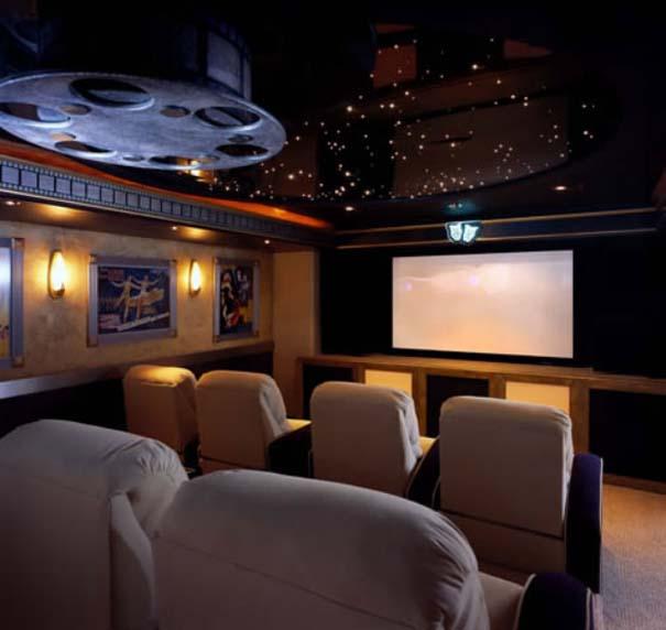 Τα πιο εντυπωσιακά Home Theaters στον κόσμο (14)