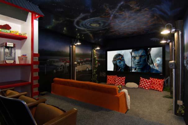 Τα πιο εντυπωσιακά Home Theaters στον κόσμο (15)