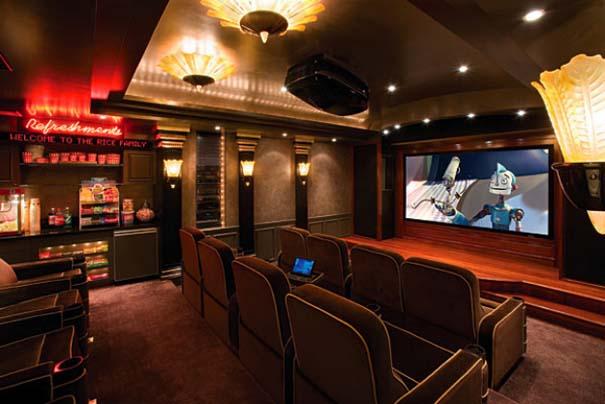 Τα πιο εντυπωσιακά Home Theaters στον κόσμο (17)