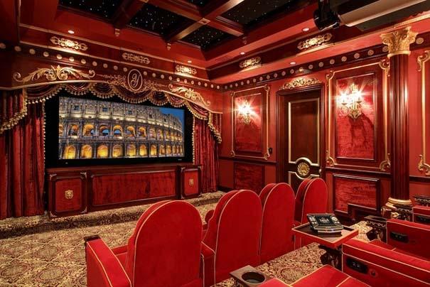 Τα πιο εντυπωσιακά Home Theaters στον κόσμο (19)