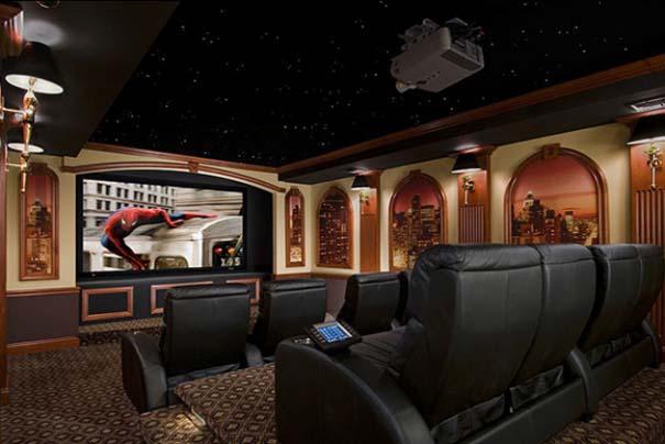 Τα πιο εντυπωσιακά Home Theaters στον κόσμο (21)