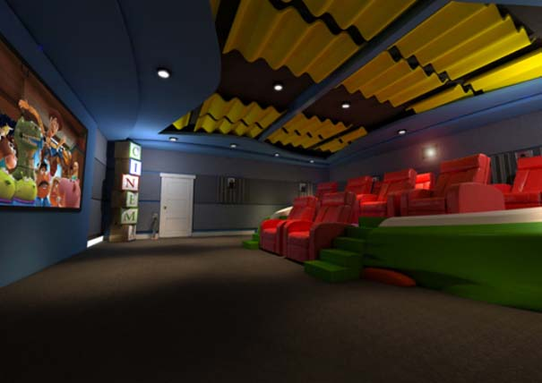 Τα πιο εντυπωσιακά Home Theaters στον κόσμο (23)