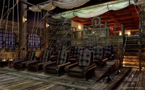 Τα πιο εντυπωσιακά Home Theaters στον κόσμο (25)