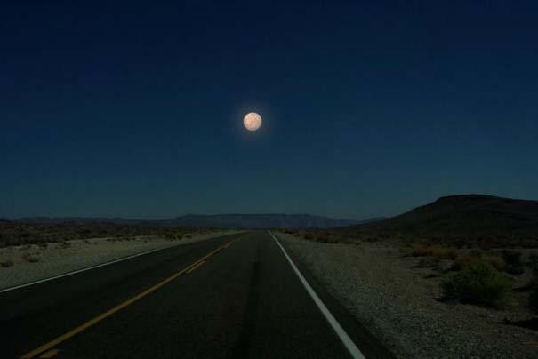 Πως θα φαίνονταν οι πλανήτες αν ήταν στη θέση της Σελήνης (2)