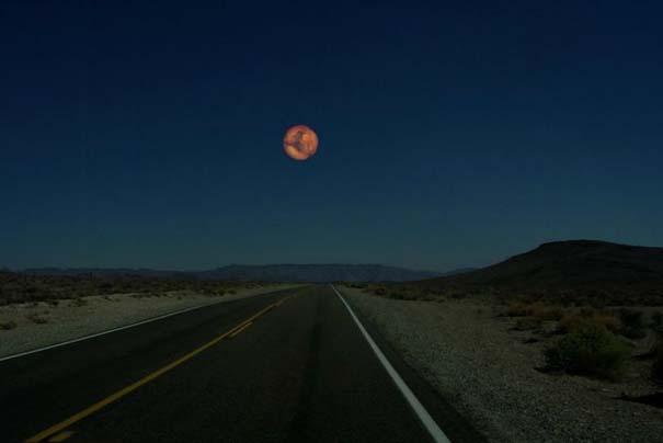 Πως θα φαίνονταν οι πλανήτες αν ήταν στη θέση της Σελήνης (3)