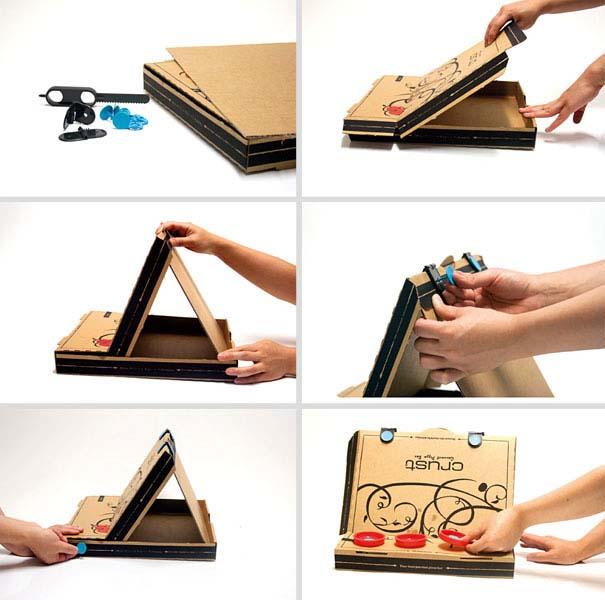 Πράγματα που μπορείτε να φτιάξετε με ένα κουτί πίτσας (13)
