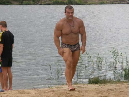 Denis Tsyplenkov: Ένας πραγματικός Hulk (8)