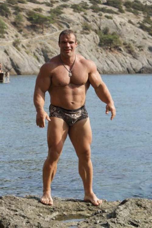 Denis Tsyplenkov: Ένας πραγματικός Hulk (9)