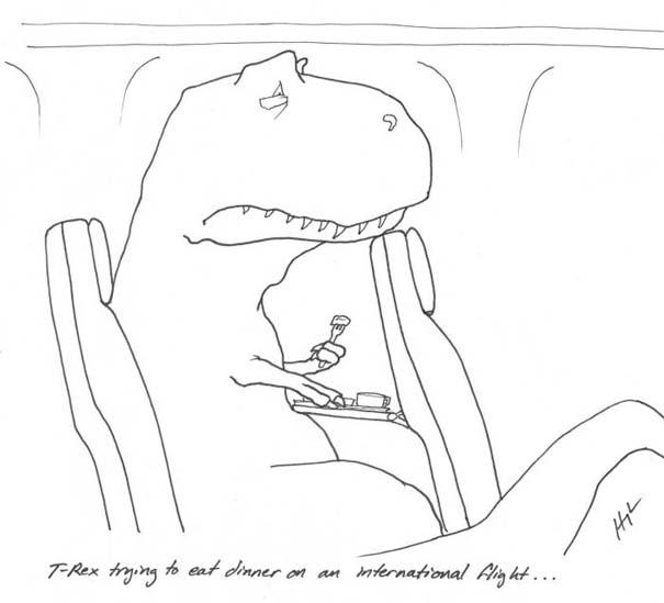 Οι προσπάθειες του T-Rex (2)