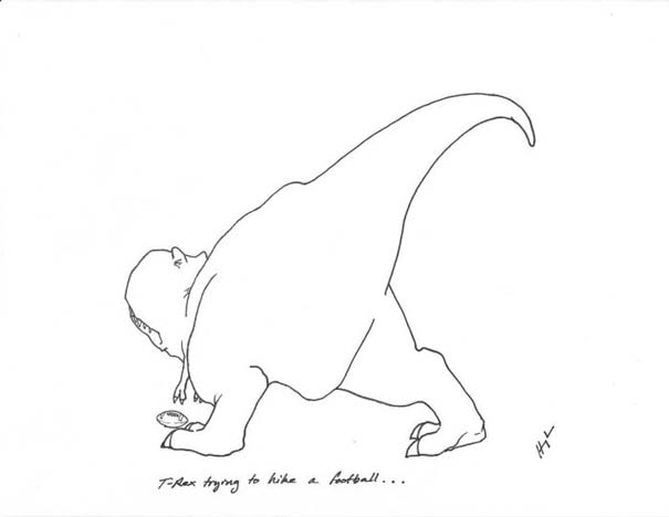 Οι προσπάθειες του T-Rex (8)