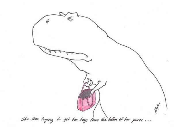 Οι προσπάθειες του T-Rex (14)