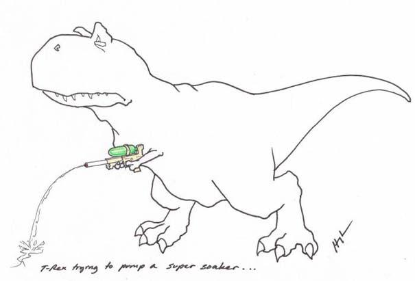 Οι προσπάθειες του T-Rex (17)