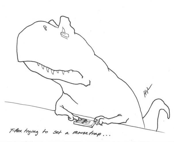 Οι προσπάθειες του T-Rex (18)
