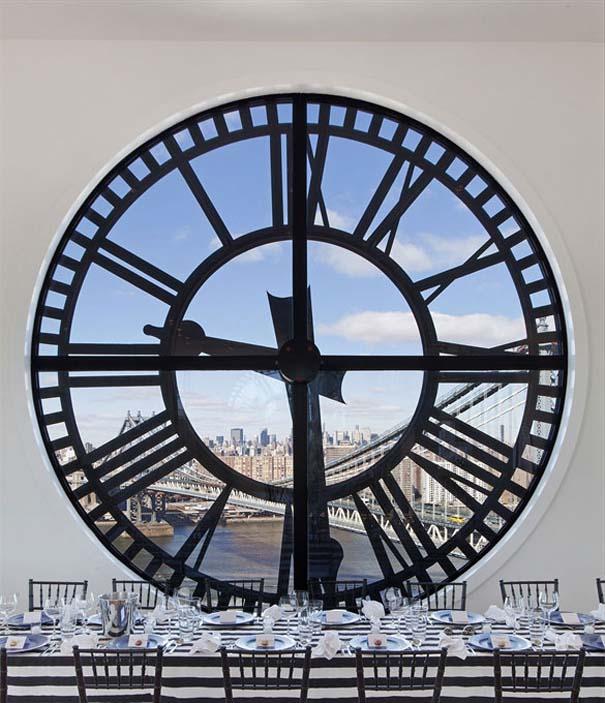 Παλιός πύργος ρολογιού στη Νέα Υόρκη μετατράπηκε σε εντυπωσιακό ρετιρέ (2)