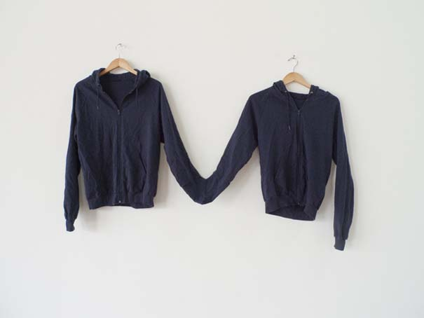 25 αλλόκοτα ρούχα που φτιάχτηκαν για δύο (16)