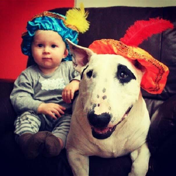 Σκύλοι που θα έκαναν τα πάντα για τα παιδιά (13)