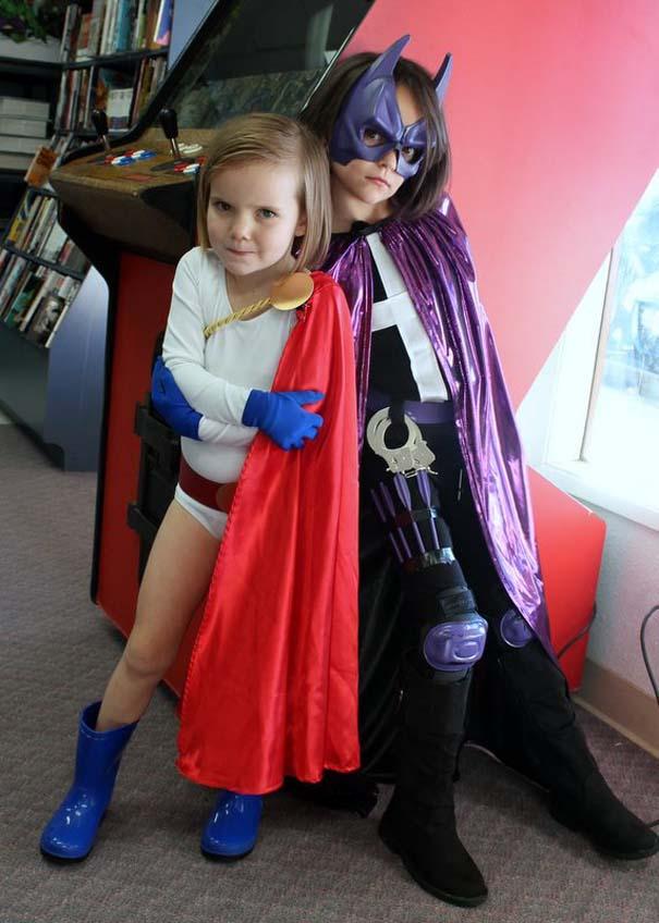 Σούπερ ήρωες όπως τους φαντάζονται μικρά κοριτσάκια (3)