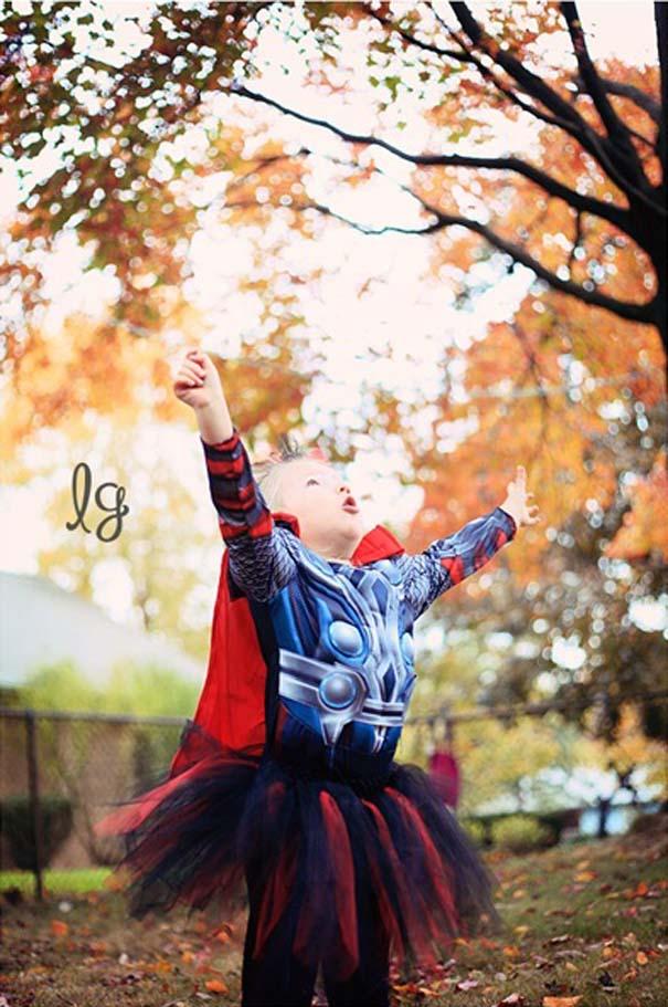 Σούπερ ήρωες όπως τους φαντάζονται μικρά κοριτσάκια (9)